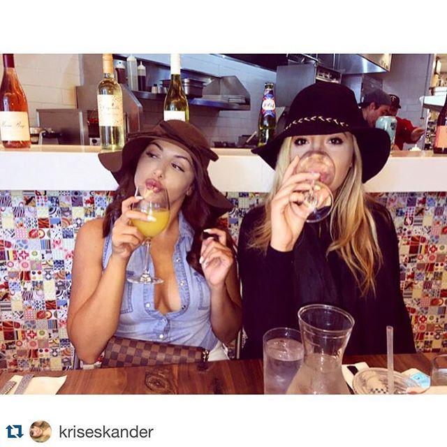 #themission @kriseskander with @repostapp. ・・・grub_sf #bottomlessmimosas Mood 💁🏽🙆🏼😋