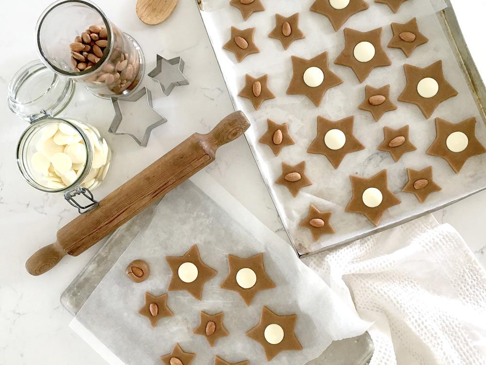Fuss Free Gingerbread by Leuro.com.au