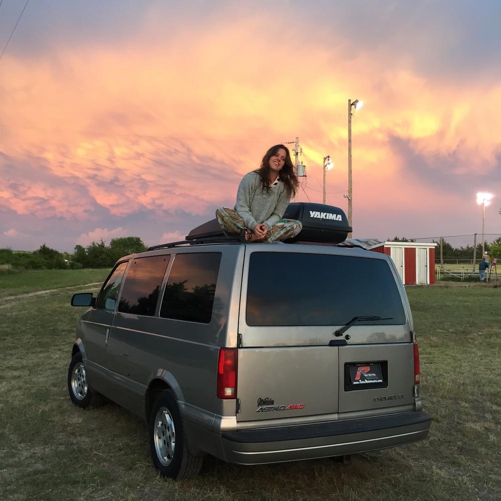 Chevy Astro Conversion Van