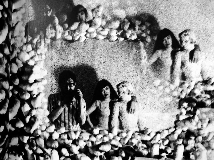 Eikoh Hosoe and Yayoi Kusama, 1964