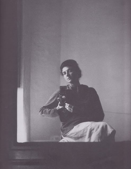 Self portrait, 1961