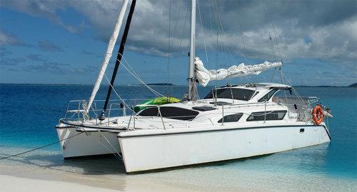 24ft Catamaran