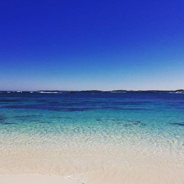 Rottnest layers  #hellonature #endlesssummer #rottnestisland #nature #beach