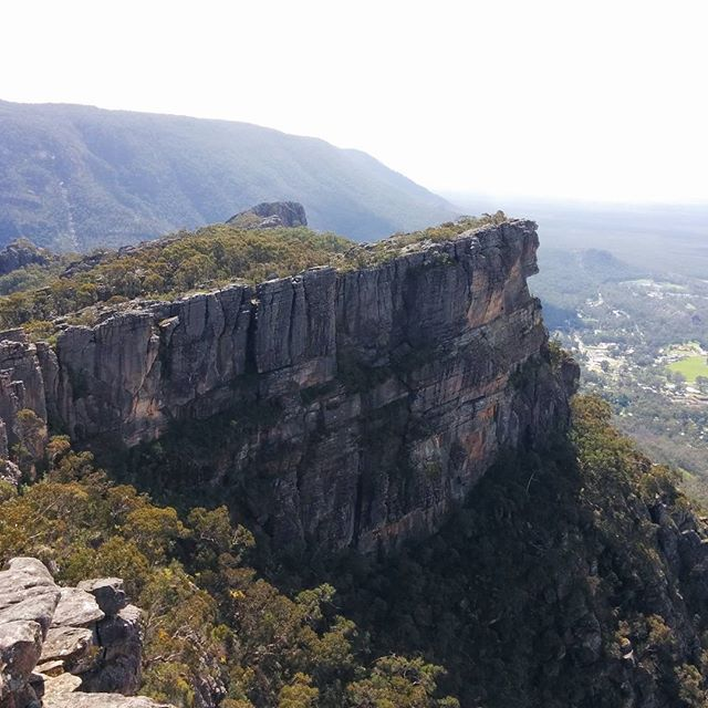 New favourite place #grampians #sinkingrockship  #hellonature #nature #victoria #thepinnacle #grampiansinspring
