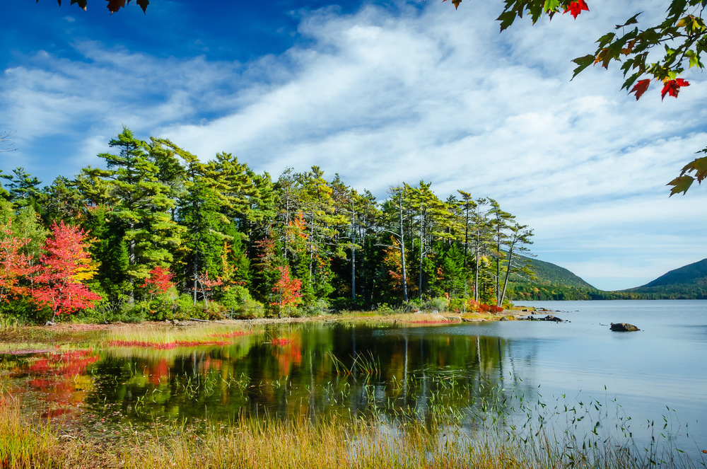 Eagle Lake, Acadia National Park, ME
