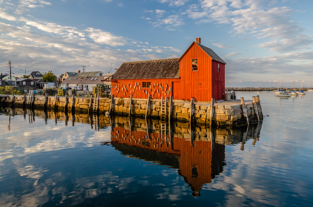 Motif Number One, Rockport, MA