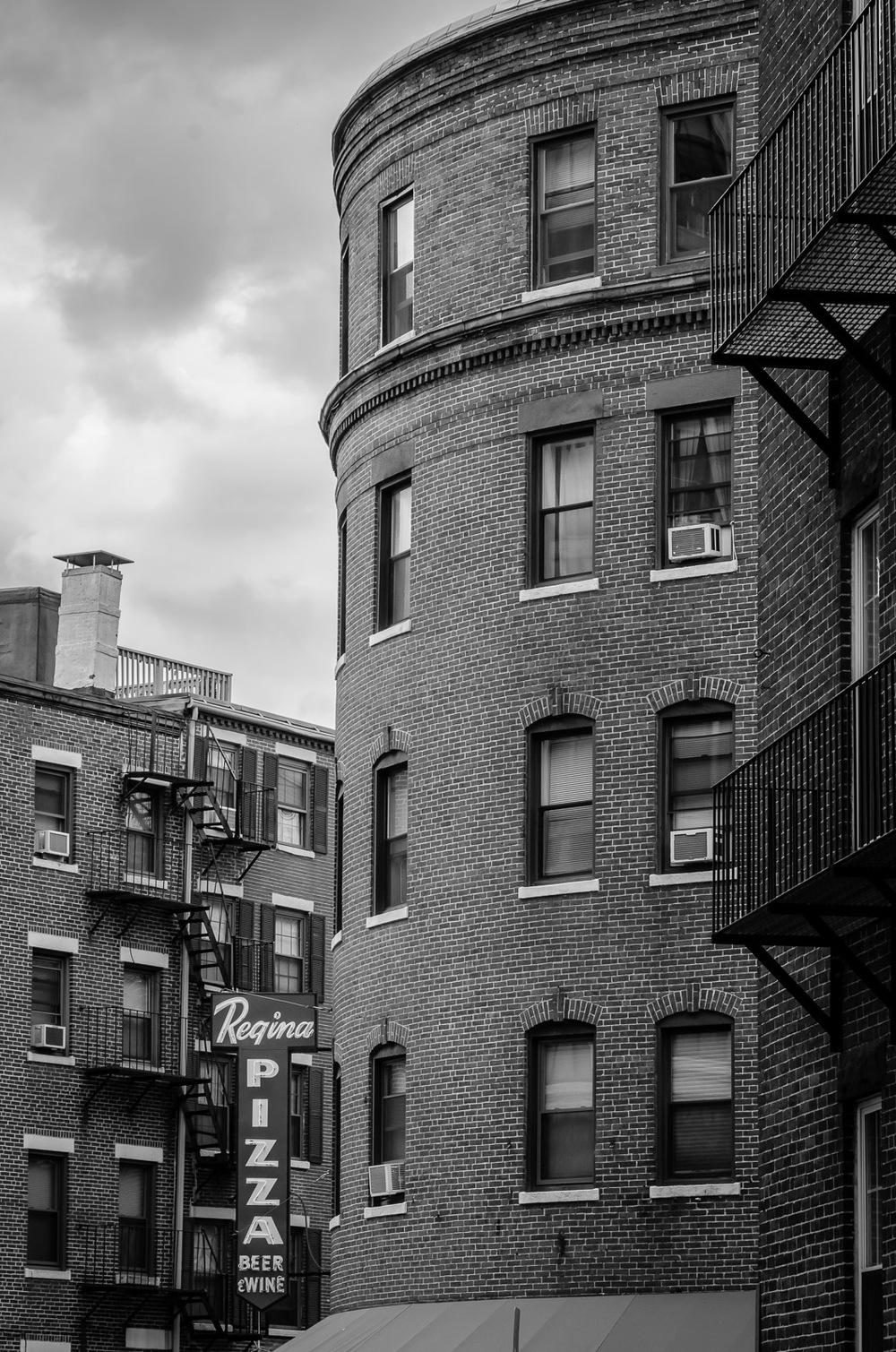 Regina Pizza, Boston's North End
