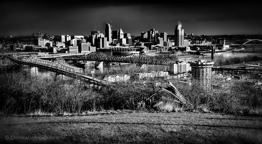 Queen City & Her Bridges