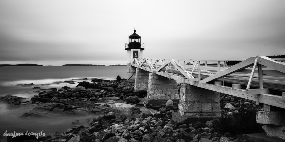 Marshall Point Lighthouse, Rockland, ME