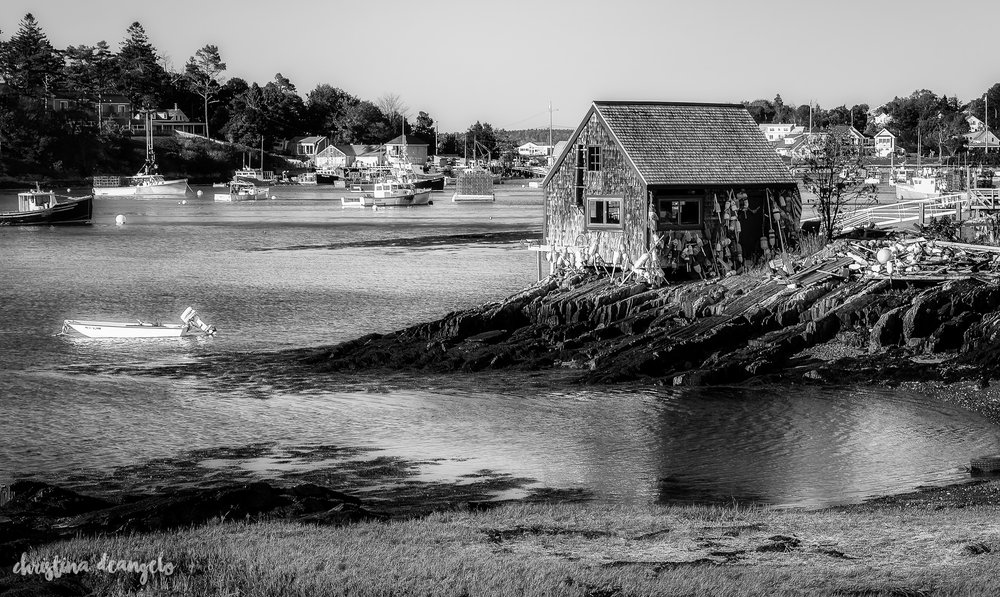 Lobster Shack, Bailey's Island, Maine