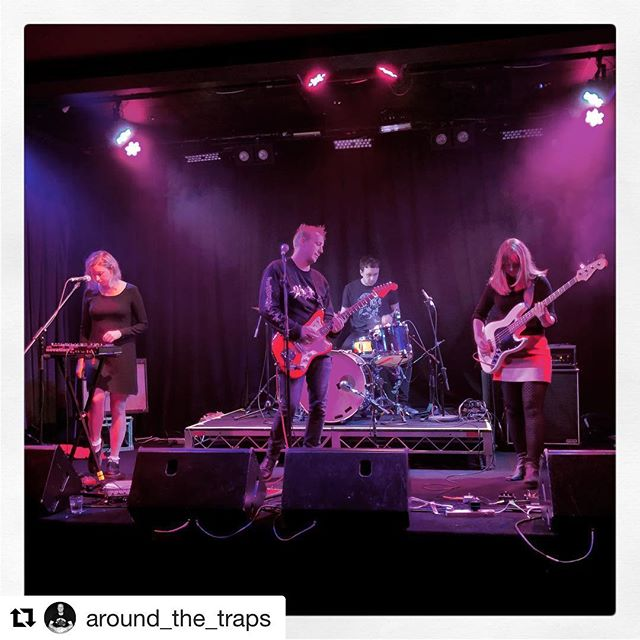 Thanks so much to everyone that came along last night and watched our set- we had a great night. And ATOM and @other_places  for being awesome.  And thanks for the photo @around_the_traps ! You should have come and said hello!  Repost @around_the_traps ・・・ @northcotesocialclub @astralskulls #melbournemusic  Awesome to see/hear the full band. Can't wait for the new album!