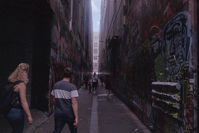 Ugh too Melbourne  #35mm #film #melbourne #laneway #analoguephotography #tourismmelbourne #hireme