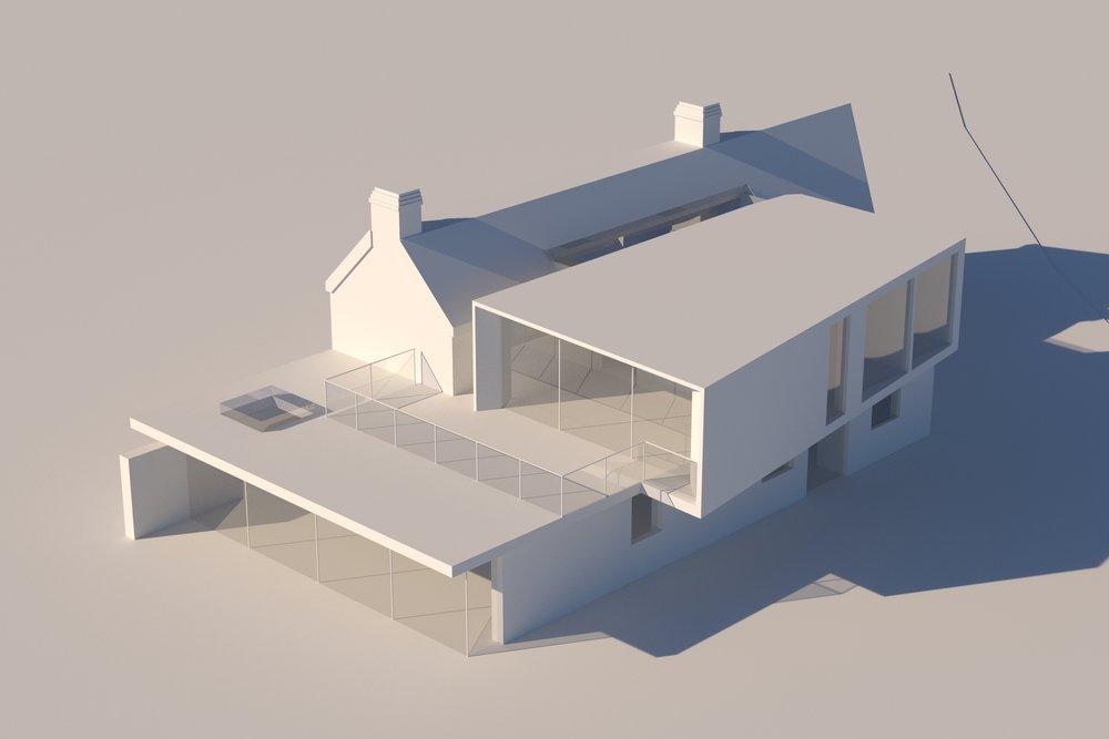 Exploratory concept model 01.