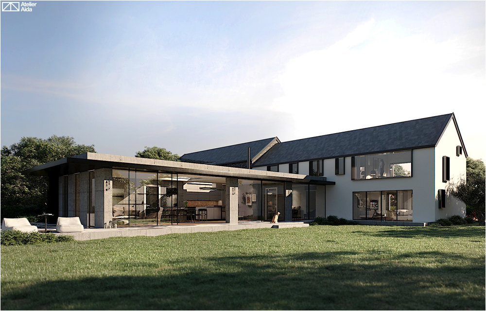 Pentrebach Farm