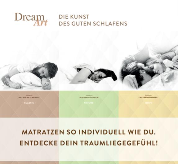 Dream Art - thinknewgroup relaunch 2019 , Branding SchlafmarkeEingangsplakat.png