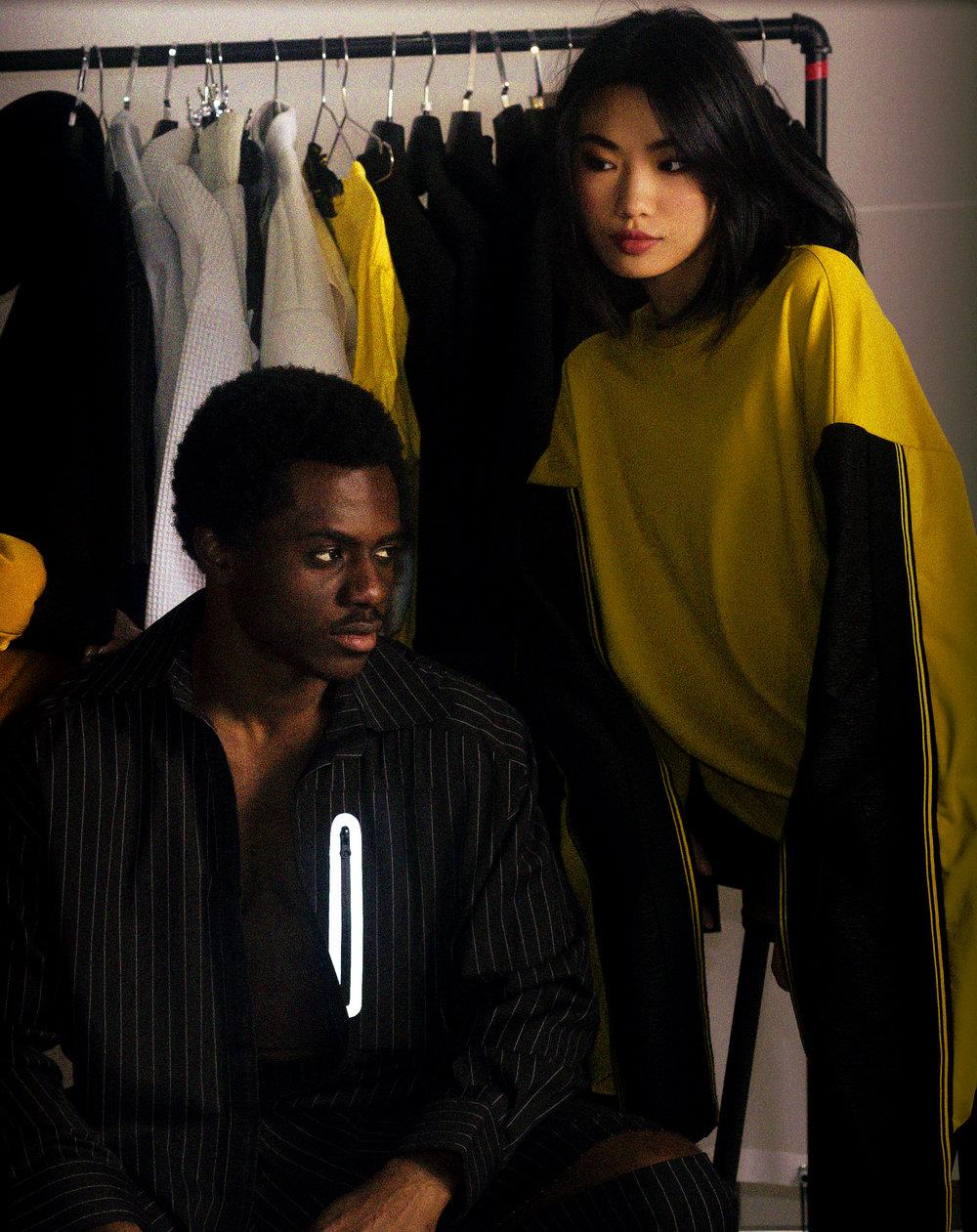 Photographer:  @blackchenn   Models:  @yiiiiiran /  @glennpurple /  @romaine_tolno