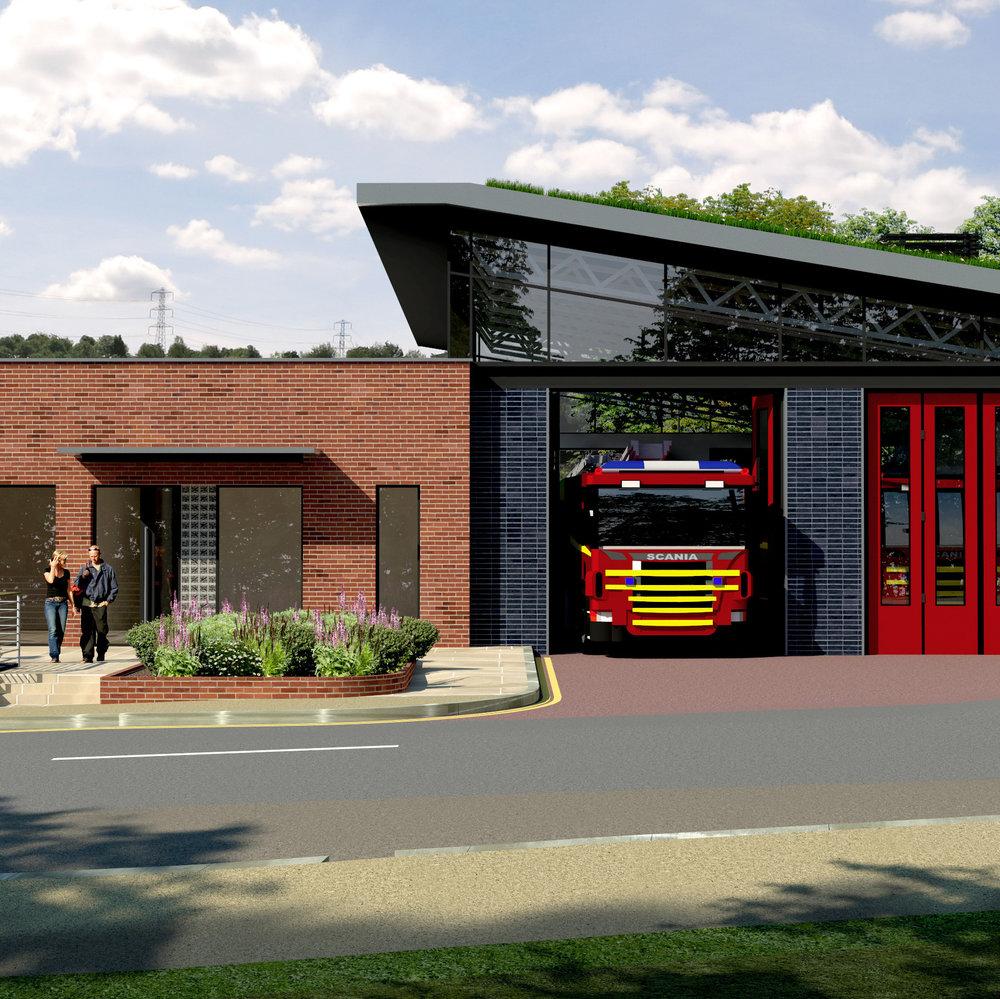 Birley Fire Station
