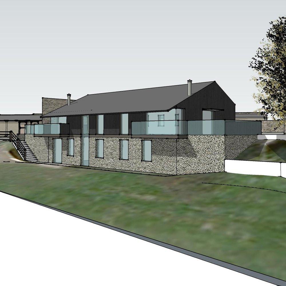 New House, Wickersley