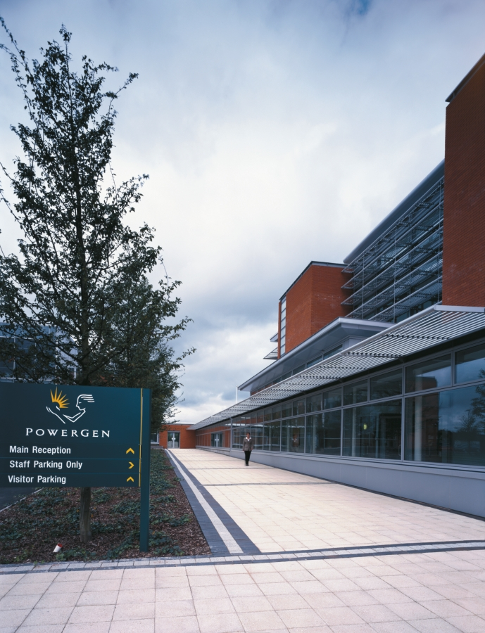PowerGen Headquarters 05