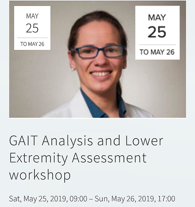 Hei! Husk å melde deg på 😍 link i bio 🌞  This gait analysis course is meant to be a foundation for understanding functional biomechanics and anatomy of the lower extremity. Both ideal motion and dysfunctional motion will be discussed and demonstrated. The goal of a proper movement screening approach is to identify the root cause of a patient's problem, rather than only treating the site of pain, which of course is a key component to any acupuncturist's practice. When one can identify the location of dysfunction and get to the source of the problem, one can be more efficient in treatment. Treatment strategies will be discussed, and include a patient education component in order to assist with improved compliance with home exercise or rehab approach. Correlation of gait dysfunctions with concepts of channel systems and acupuncture points will be discussed.  Movement assessments for the lower extremity, including: gait analysis, squat analysis. Palpation and assessment of the hip, knee, and foot. Discussion of rehab options for each area. Assessment of anatomy and symptoms of peripheral nerve entrapments of the lower extremity.  This course is will continue Dr. Ippolito´s last course (Diagnosis of Spin Related disorders). If you did not attend this course you can still complete the course. The course can be completed in the series of other courses by Dr. Ippolito or as a single course.
