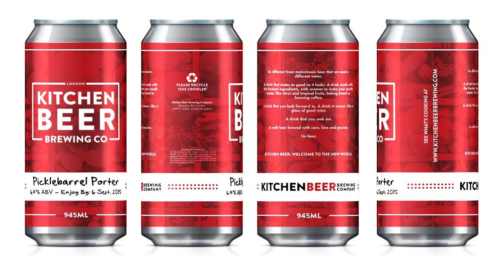 Mock ups of my crowler cans