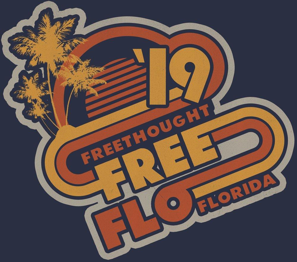 FREEFLO 2019 Conference T-shirt