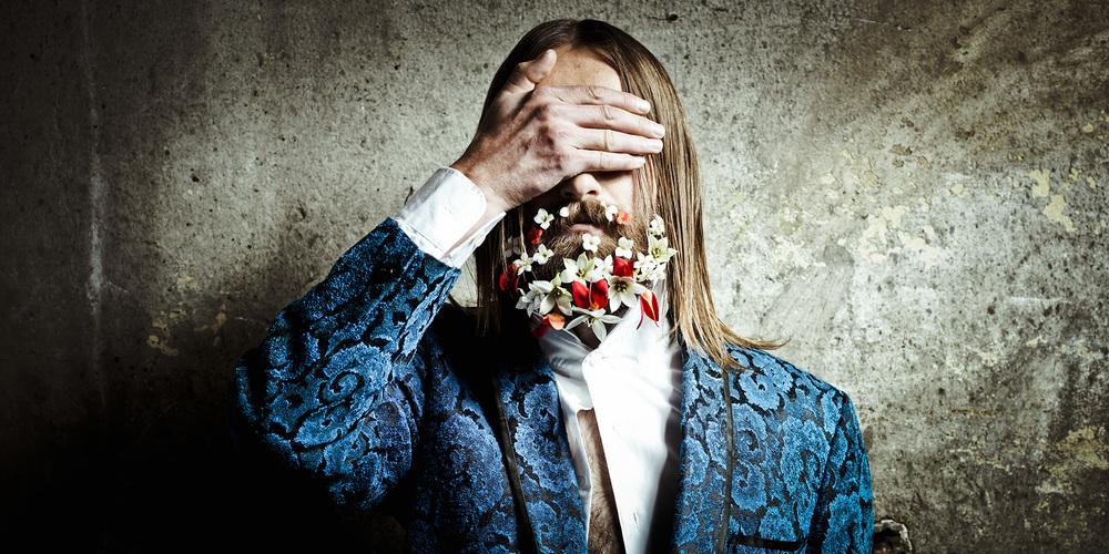 Fotowerk Lampelmayer - Peoplefotografie - Flowerbeard