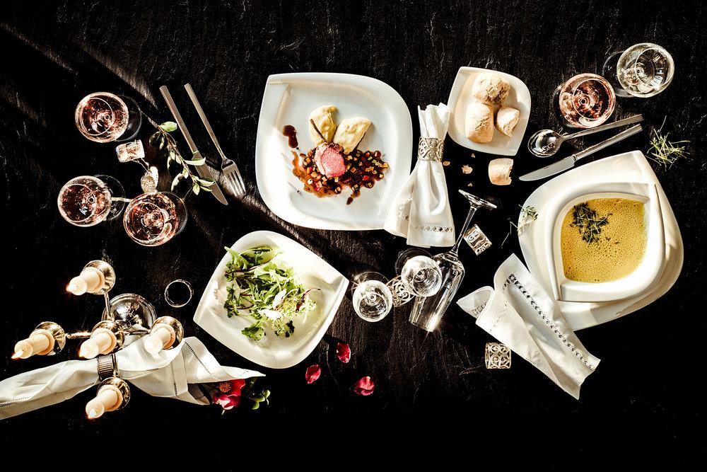 Mäser GmbH, exquisites Geschirr - Fotostudio für Foodfotografie, Fotowerk