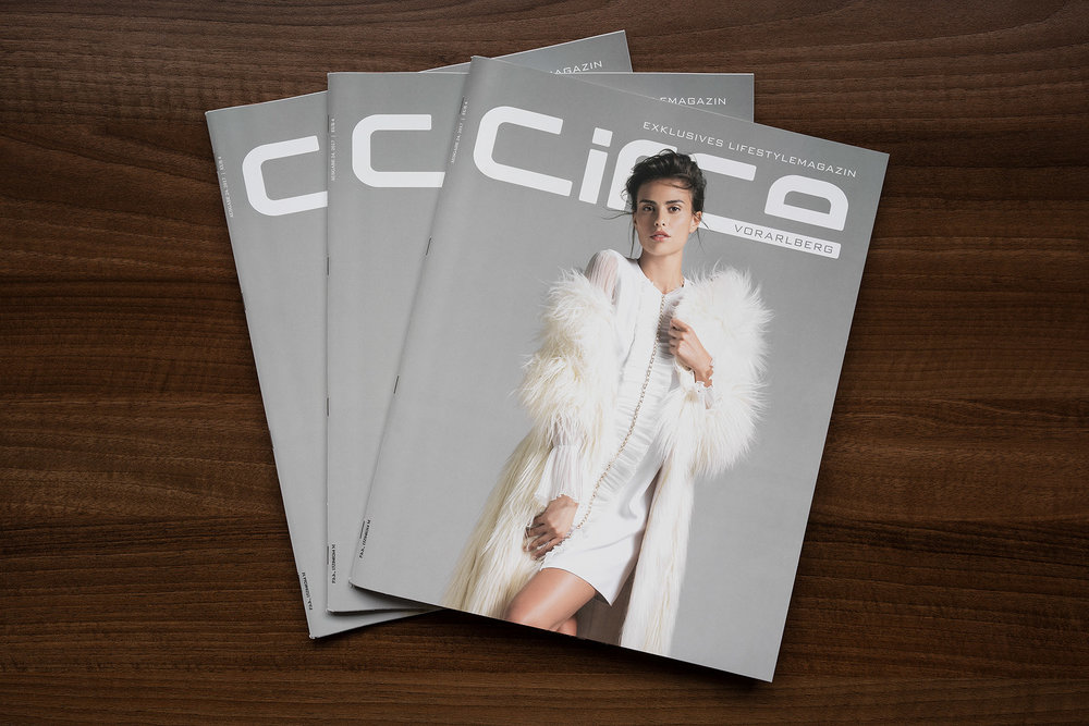 Circe Magazin, High Fashion Editorial fotografiert vom Fotowerk Lampelmayer