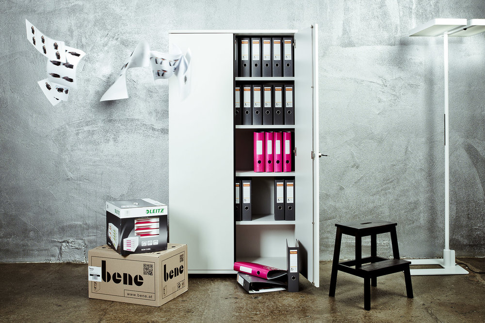 Fotowerk Produktfotografie - Büromöbel der Messerle-GmbH