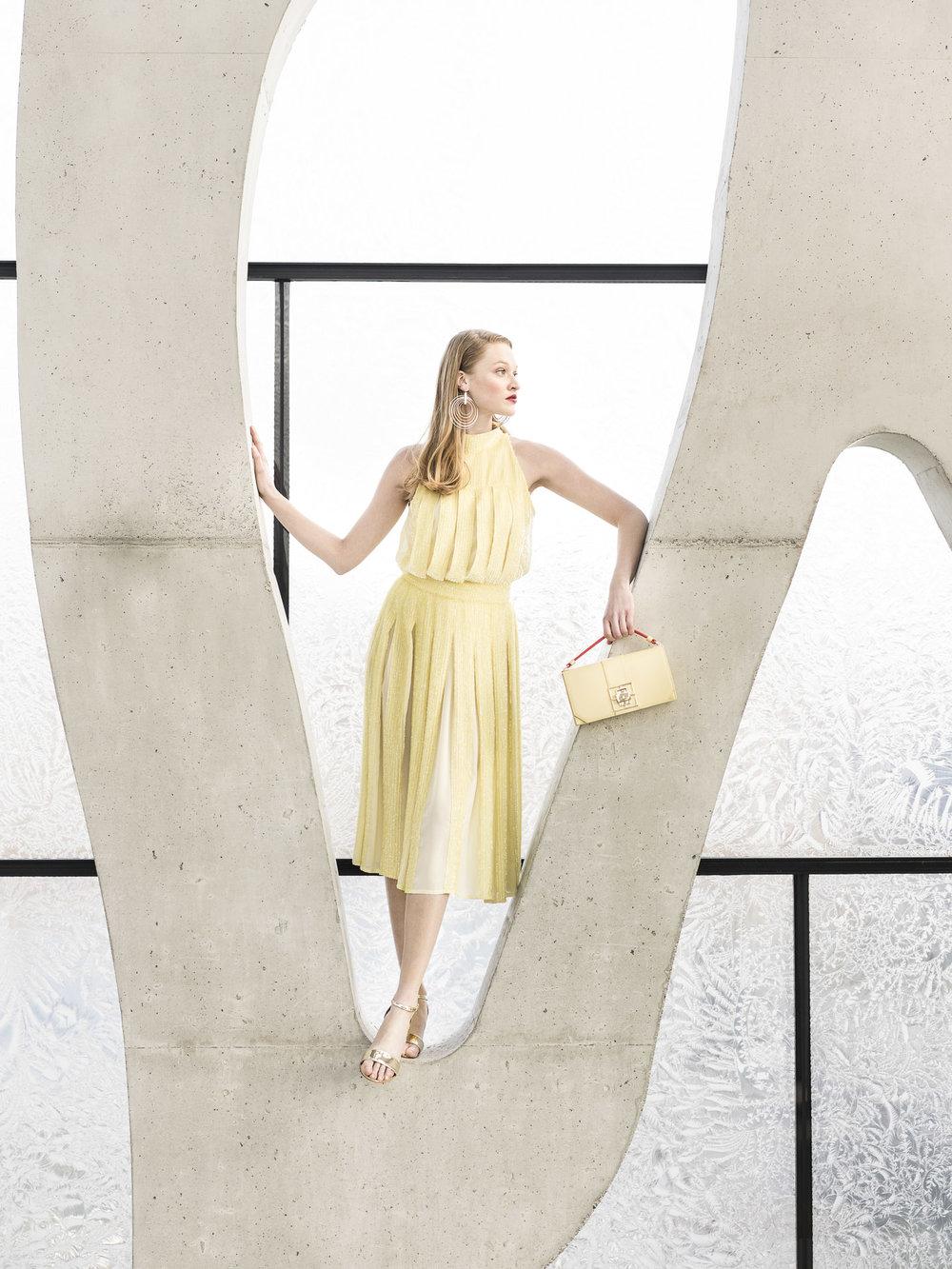 Fotowerk Lampelmayer - Sommerliche Modefotografie