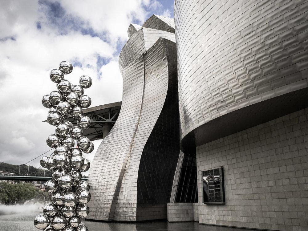 Architekturfotografie - Guggenheim Museum
