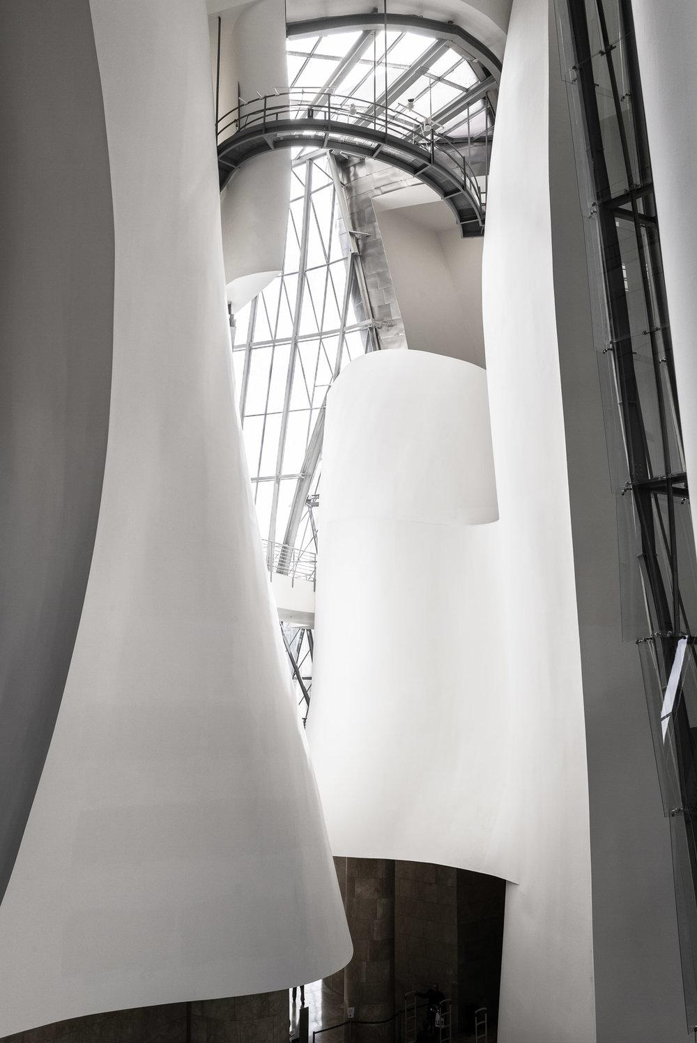 Architekturfotografie - faszinierende Innenarchitektur