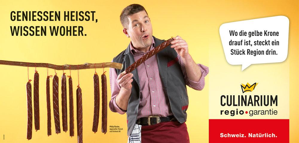 Bildkampagne Culinarium - Fleischwaren aus der Region - Foodfotografie