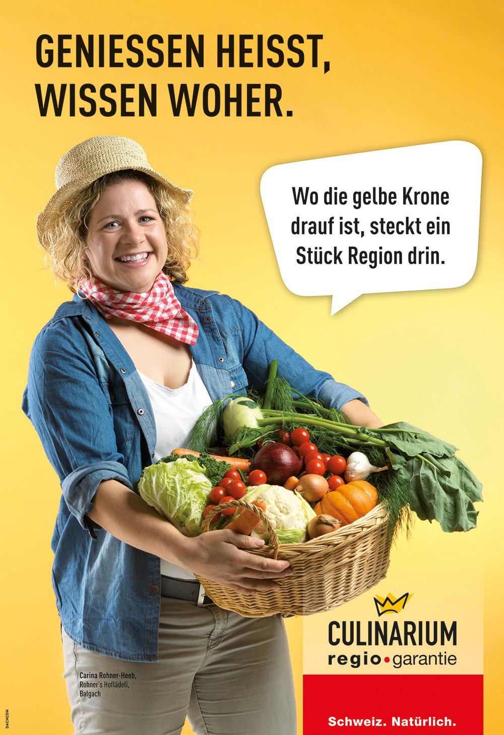 Fotowerk Bildkampagne für Culinarum