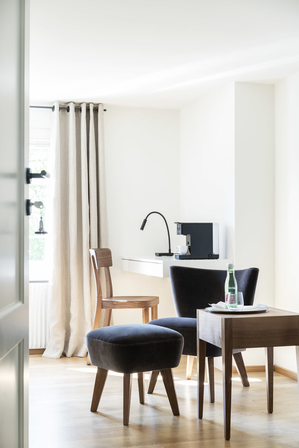 Fotowerk Hotelfotografie - einladendes Zimmer