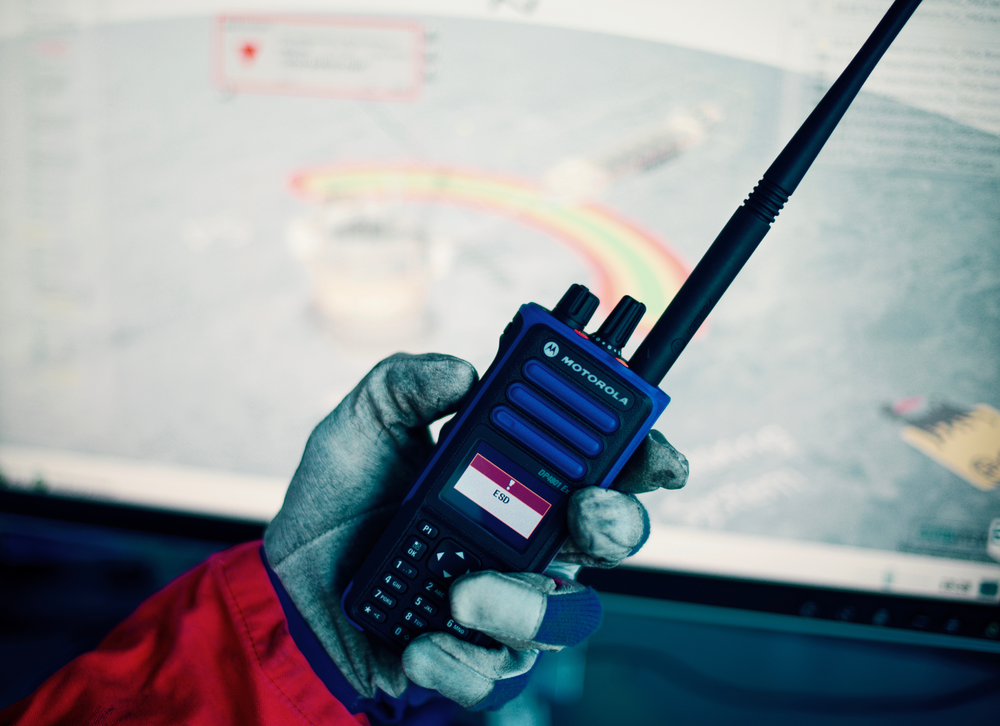 OMTS - Offloading Monitoring Telemetry System, Motorola Solutions