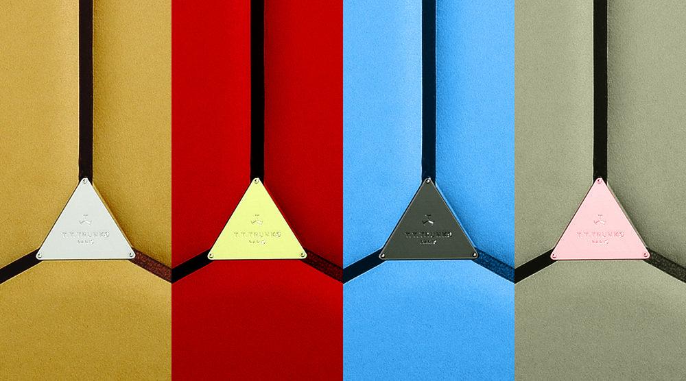 选择您的金属配饰 - 金属件覆盖层可提供4种选择(从左至右):- 镍金属(钯金属可根据需求提供)- 24克拉黄金(1N)- 钌金属(类似枪的金属)- 玫瑰金(5N)可进一步参考目录