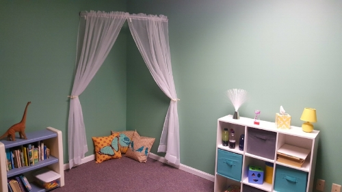 Sensory/nursing room