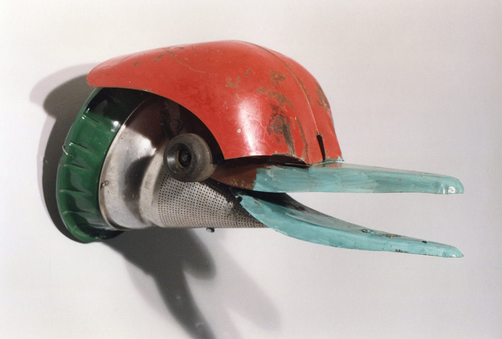 Red Dolphin Head