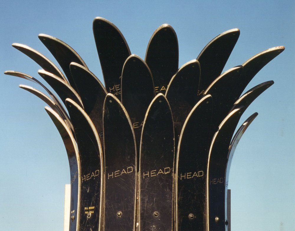 Head Ski Column