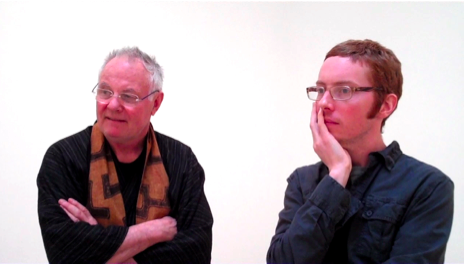 Bill Jensen and Zachary Keeting, February 2012