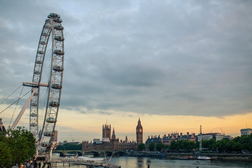 View london friers: