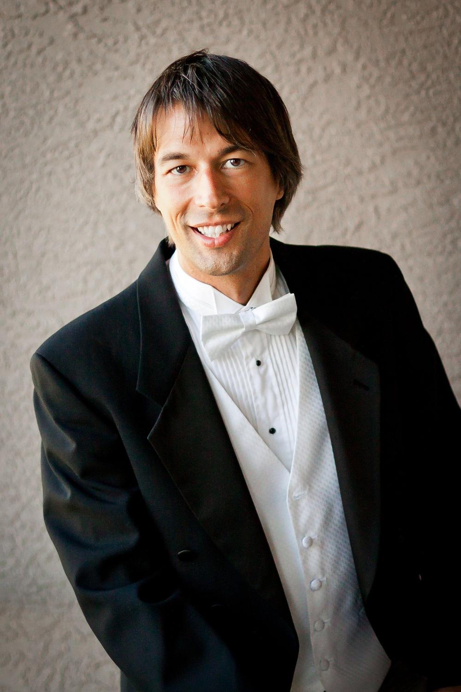 Dr. Trent Brown, Associate Professor of Music at Florida Gulf Coast University