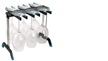 sink things STEMWARE DRYING RACK item #11035