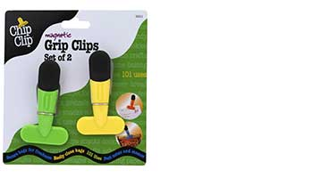"chip clip 2PC 2"" MEMO CLIPS ITEM #90011"