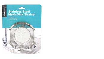 sink things mesh sink strainer item #11004