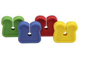 chip clip 4pc Bread clips Item #90044