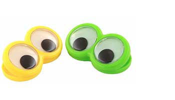 chip clip 2PC GOOGLY EYES ITEM #90017