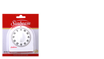 sunbeam s60 minute long ring timer Item #61040